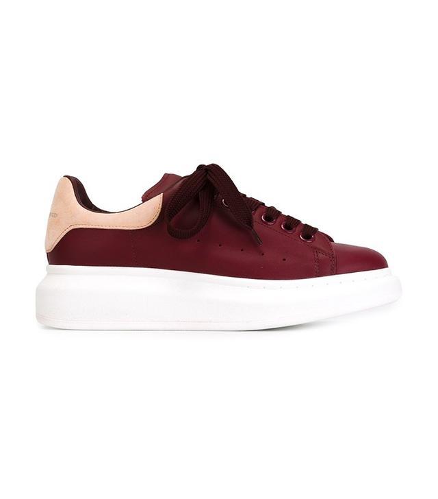 Alexander McQueen Larry Extended Sole Sneakers