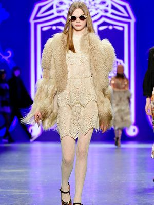 The Spirit of the '60s Was Alive at Anna Sui