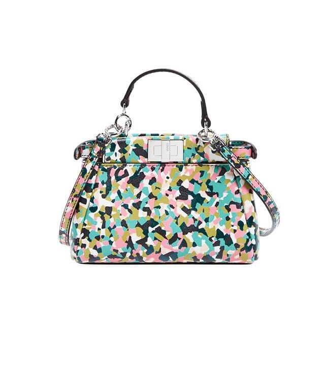Fendi Micro Peakaboo Bag