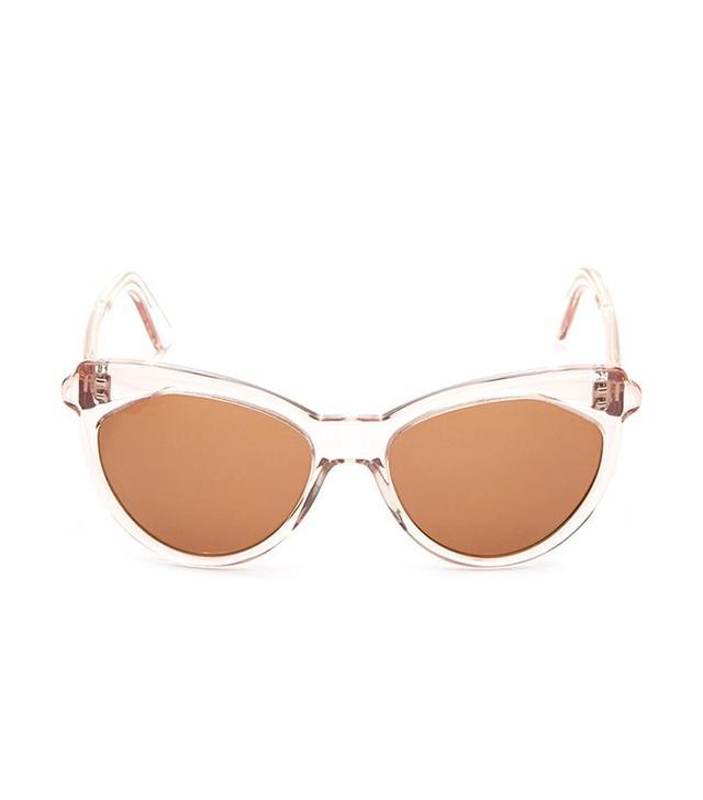 Zanzan Erzulie Cat Eye Acetate Sunglasses