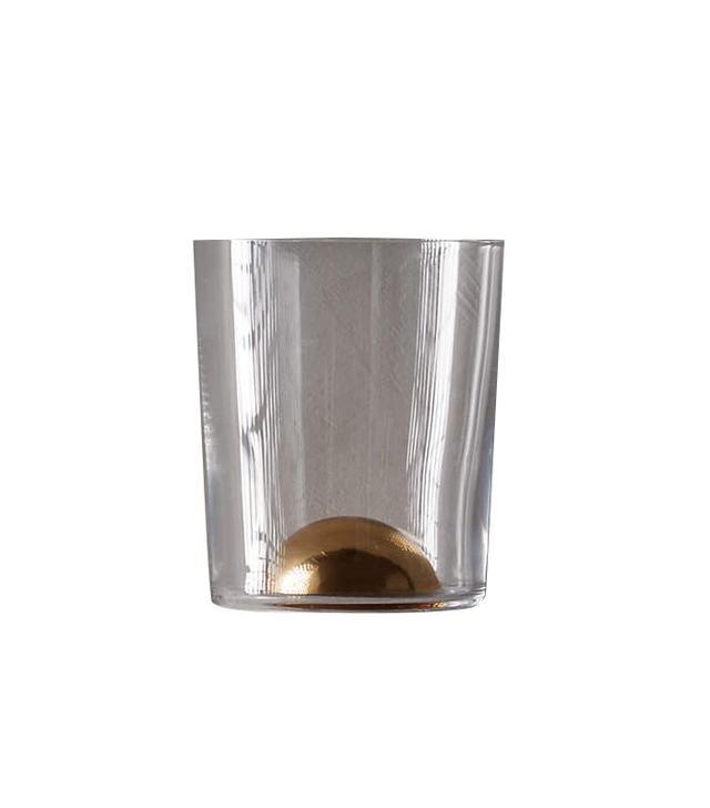 Bubble Geyser DOF Glass