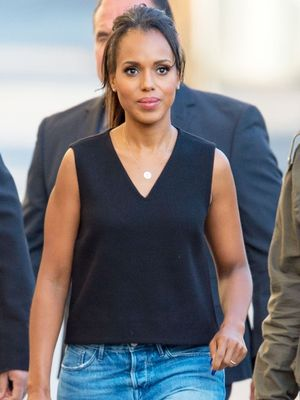 Is Kerry Washington Carrying the New Mansur Gavriel It Bag?