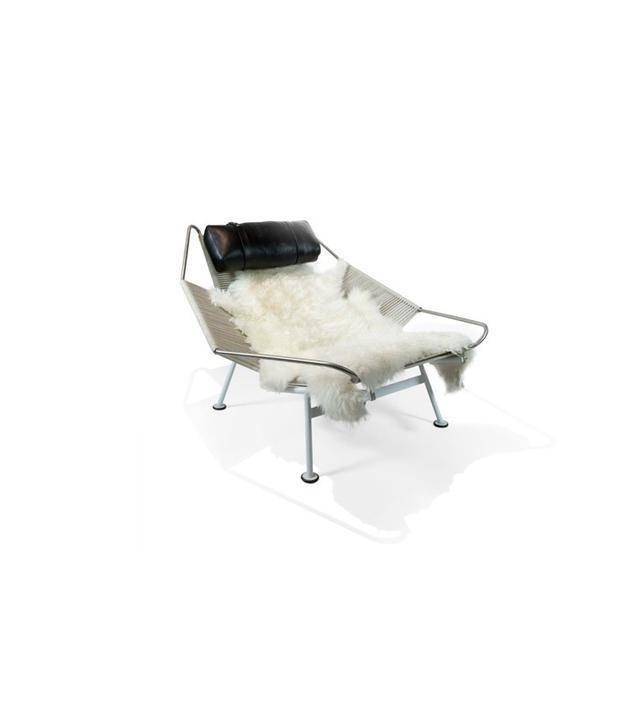 Hans J. Wegner Flag Halyard Inspired Chair