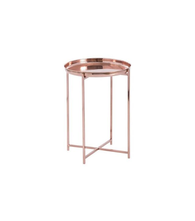 Arteriors Malika Copper Accent Table