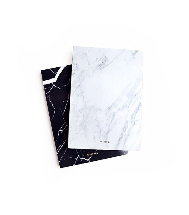 Poketo Marble Notebook