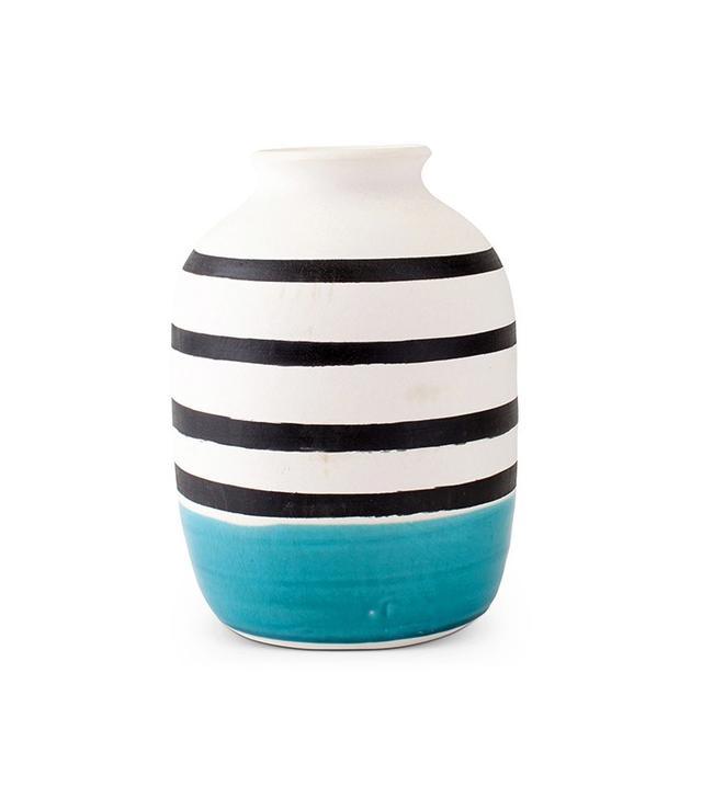 Furbish Studio Circus Stripe Vase