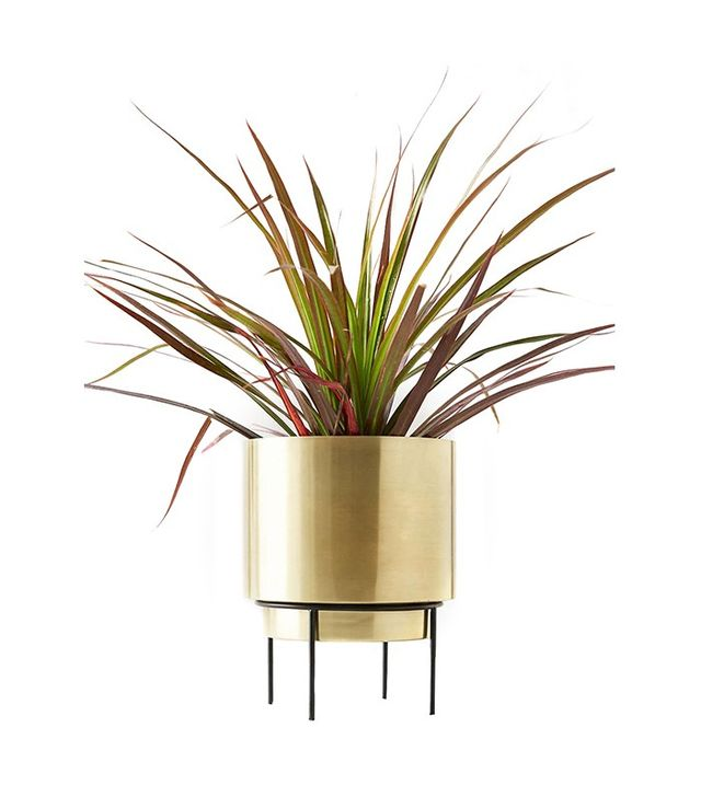 Urban Outfitters Adelphi Metal Planter