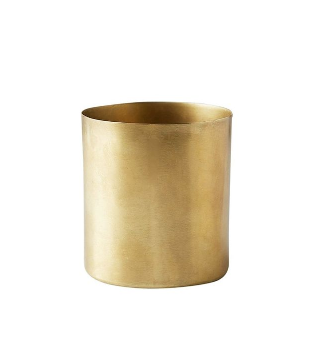 Urban Outfitters Mod Metal Planter