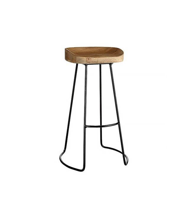 Wisteria Smart and Sleek Stool  sc 1 st  MyDomaine & The Hottest Counter Stools for Your Kitchen Island | MyDomaine islam-shia.org