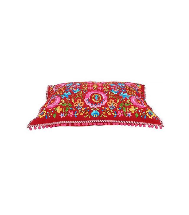 Heritage Lace Folklore Lumbar Pillow