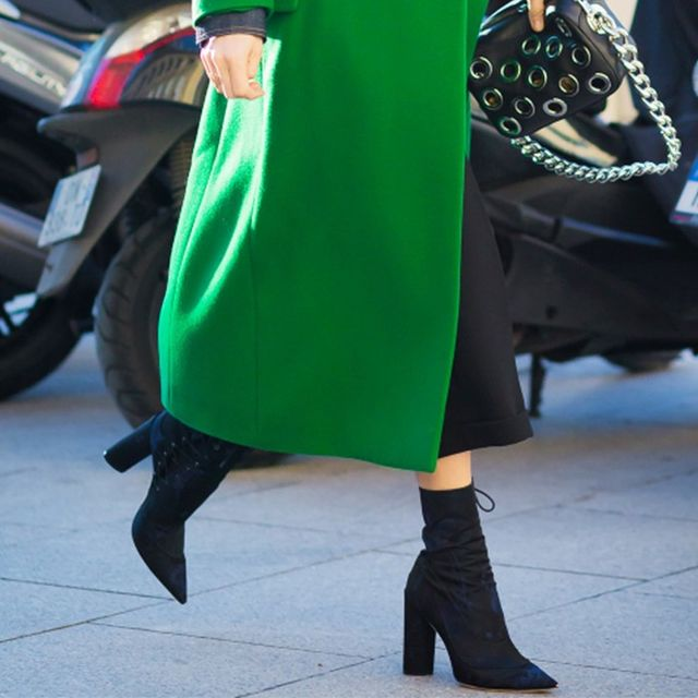 The Ankle Boot Style the Fashion Elite Is Wearing Now
