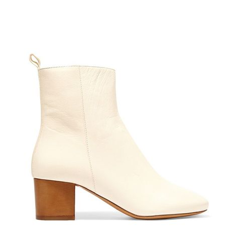 Drew Leather Ankle Boots