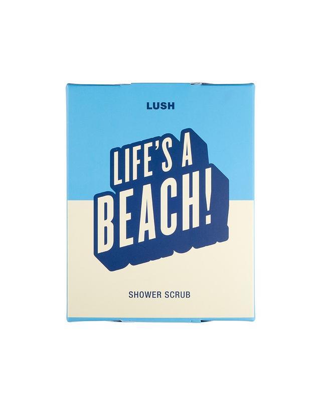 Lush Life's A Beach Body Scrub Powder