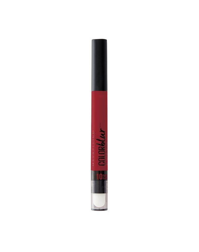 Maybelline ColorBlur Cream Matte Pencil and Smudger in Fast & Fuchsia