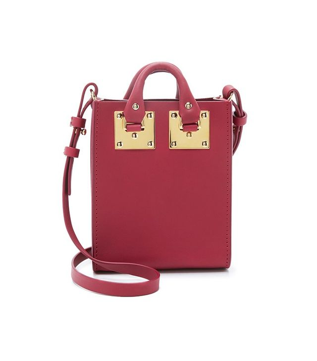 Sophie Hulme Micro Cross Body Bag