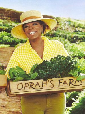 Check Out Oprah's New California Ranch House