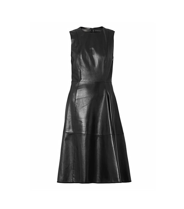 The Row Ottane Leather Dress