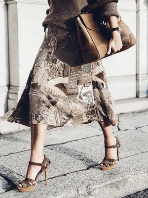 #TuesdayShoesday: 7 Suede Sandals That Will Never Go Out of Style