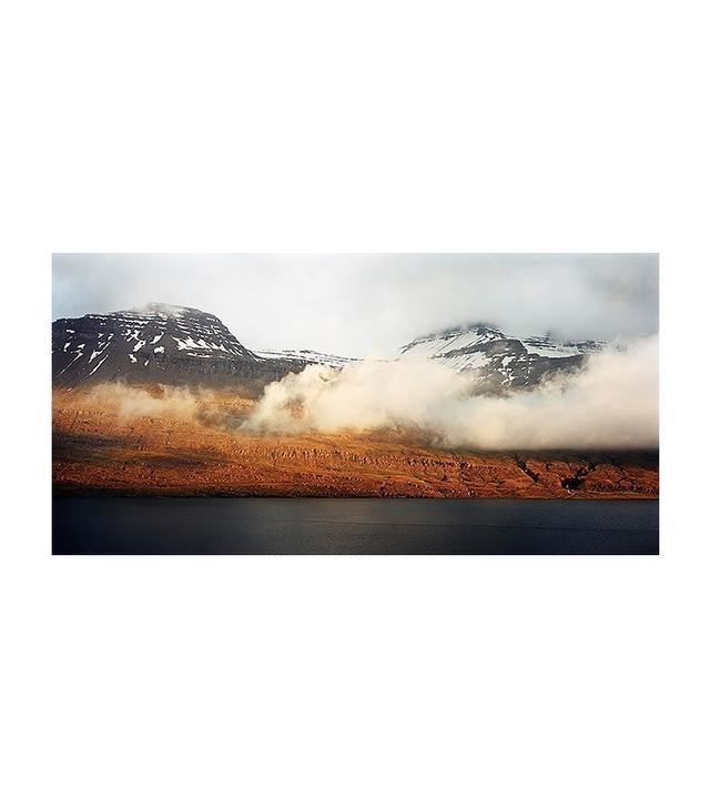 """Grandma's Fjord, Iceland"" by Tom Fowlks"