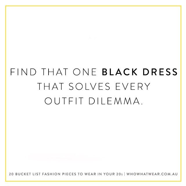 Luckily for us, Dion Lee created the perfect black dress.