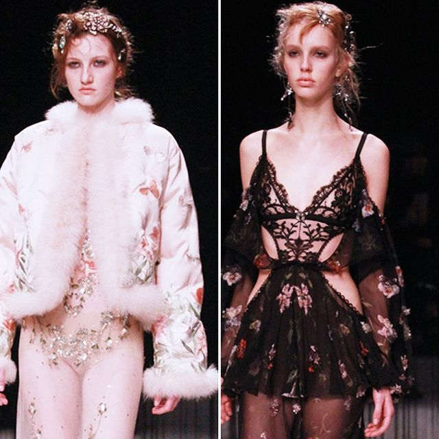 Alexander McQueen's Return to the London Runway Was Truly Magical