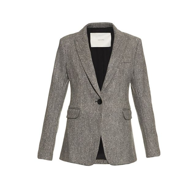 Adam Lippes Notch Lapel Blazer