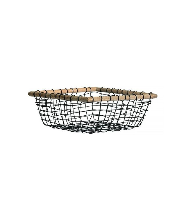 H&M Metal Bread Basket