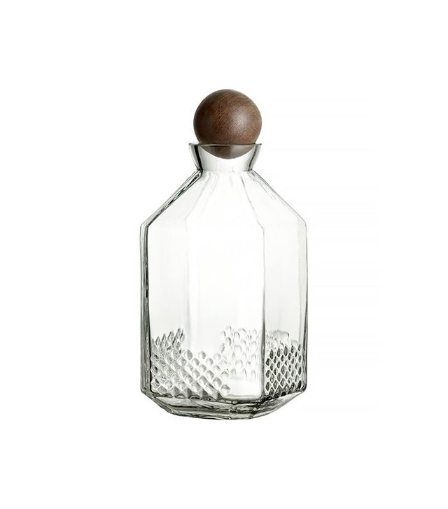 H&M Glass Carafe