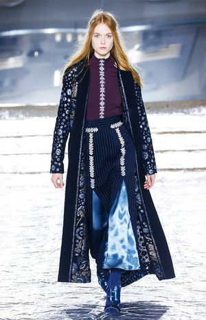 Peter Pilotto Shows Us How to Do Boho Dressing for Fall