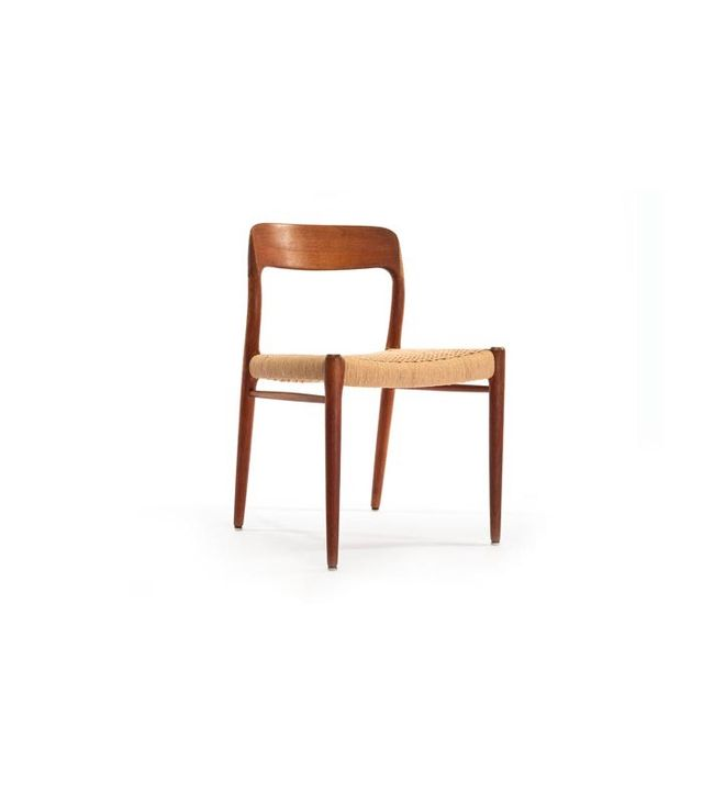 Niels Otto Møller Model 75 Chair