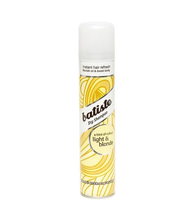 Batiste Hint of Color Dry Shampoo Light & Blonde