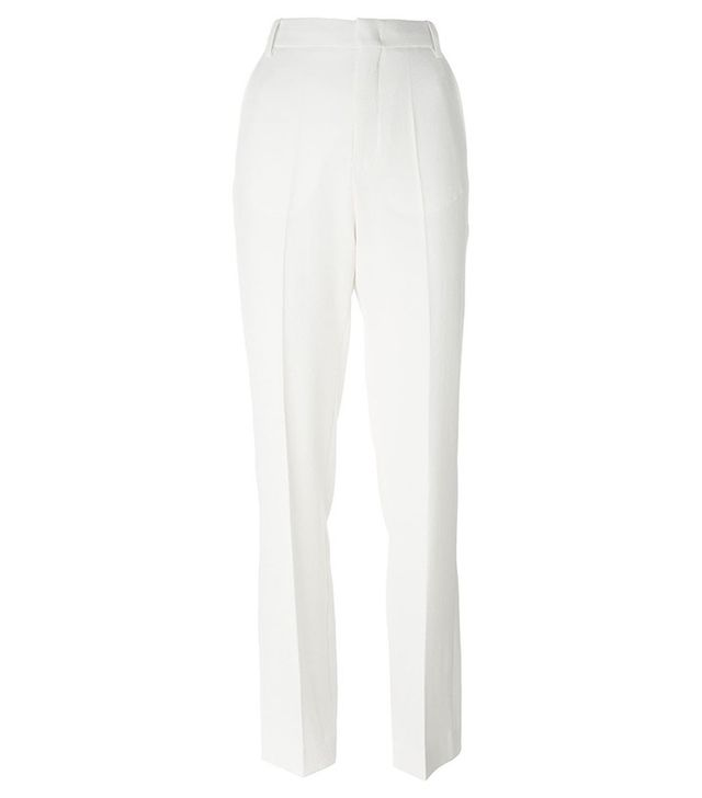 See by Chloé Straight Leg Trousers