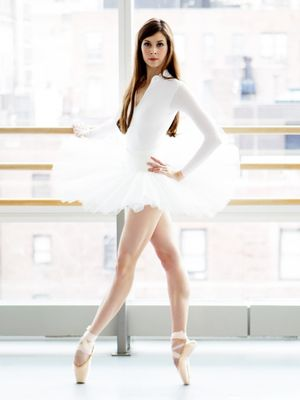 Steal Gigi Hadid's Ballet Workout