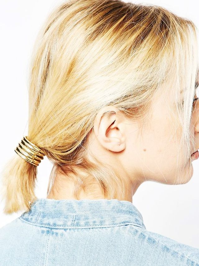 ASOS Limited Edition Ridge Tube Hairband