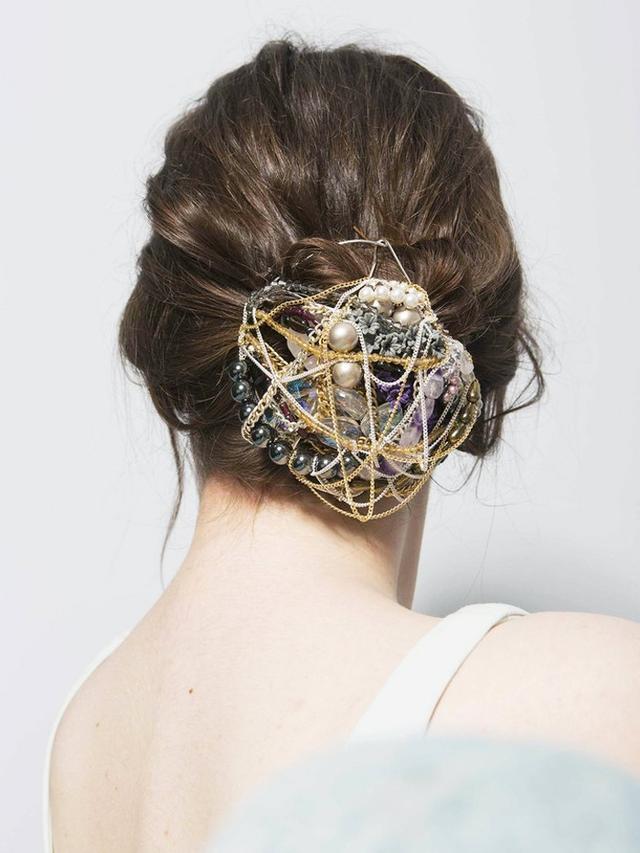 Kat&George for Senhoa Enchanted Handmade Hair Bun Holder