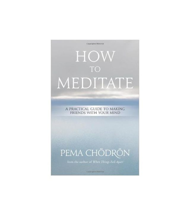 How to Meditate by Pema Chödrön