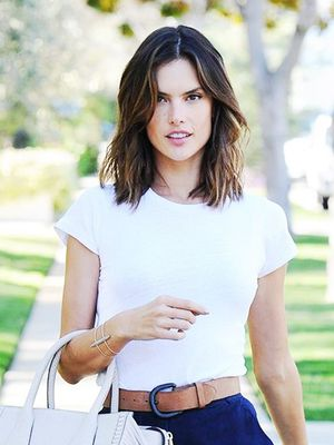 Did Alessandra Ambrosio Just Find the Next It-Girl Bag?