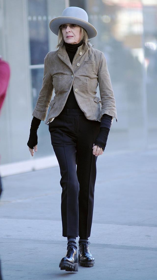 Diane Keaton, 71