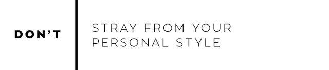 While you may not have had a clear sense of your personal style in your early 20s, you probably understand it a bit more as you get older. (Remember: It's okay that it's always...