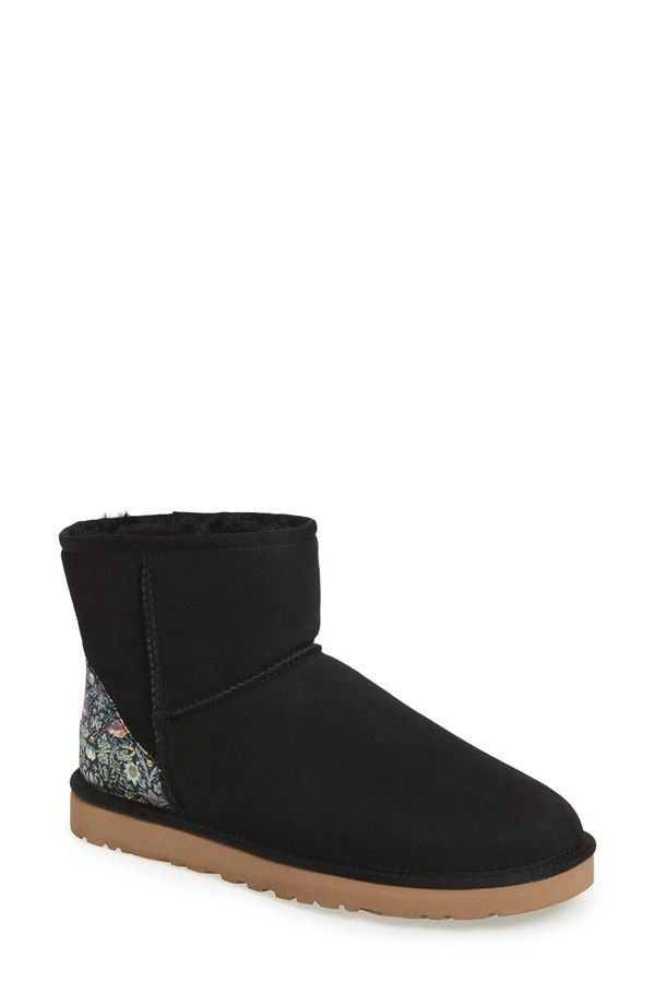 Ugg x Liberty of London Classic Mini Boot