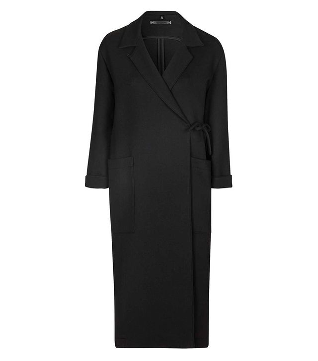 Topshop Boutique Takashi Duster Coat