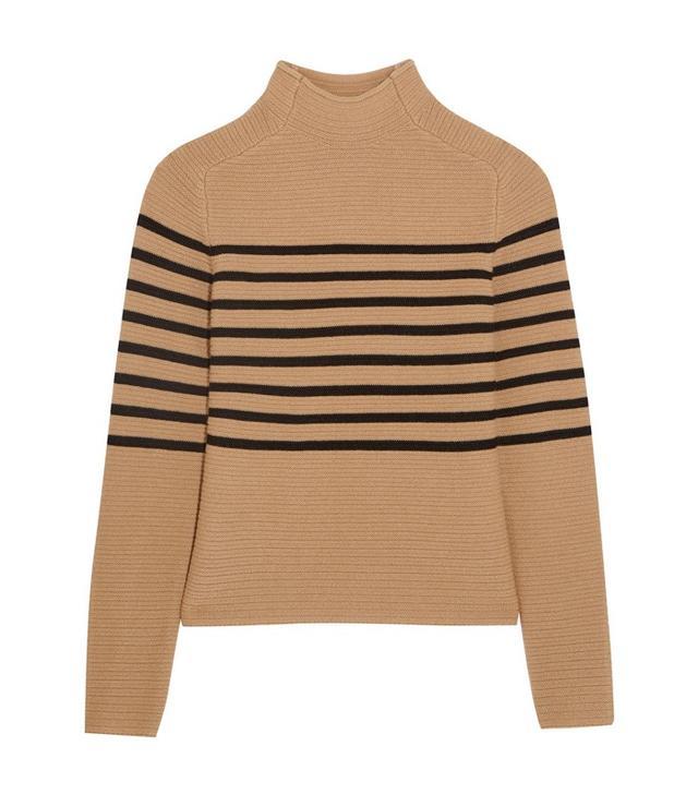 Topshop Broadwick Striped Sweater