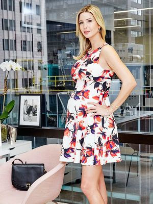 3 Easy Tips for Dressing Around a Baby Bump at the Office