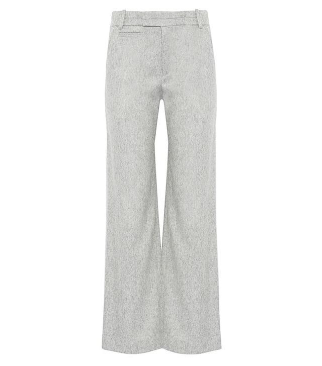 Rag & Bone Aggie Wool-Blend Wide-Leg Pants