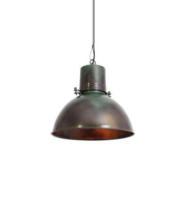 Kalalou Smooth Metal Pendant Lamp