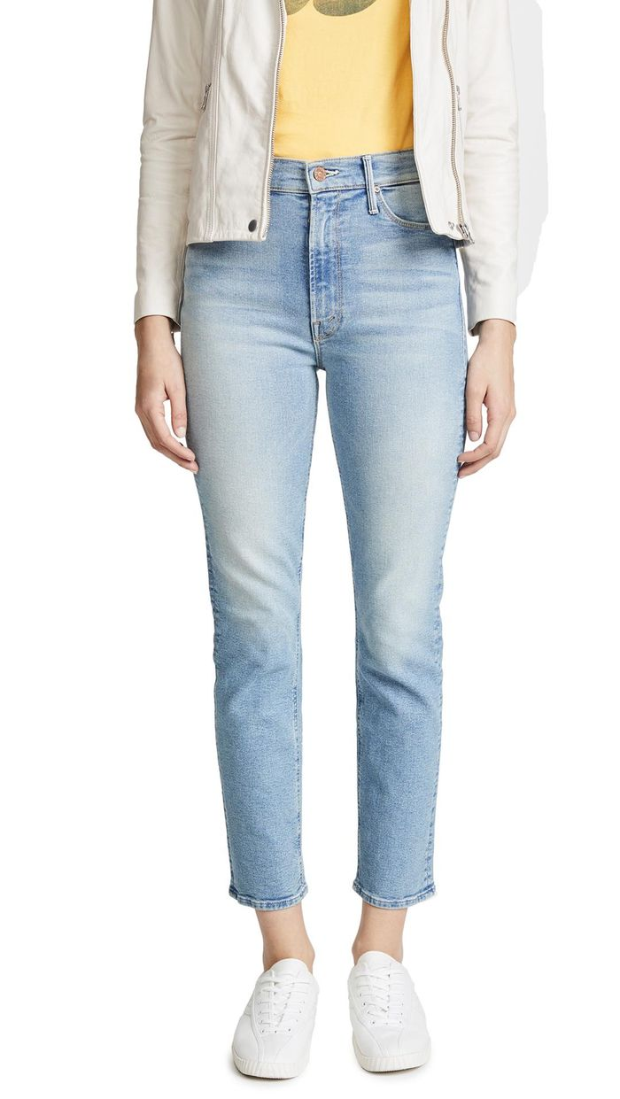 The Dazzler Ankle Jeans