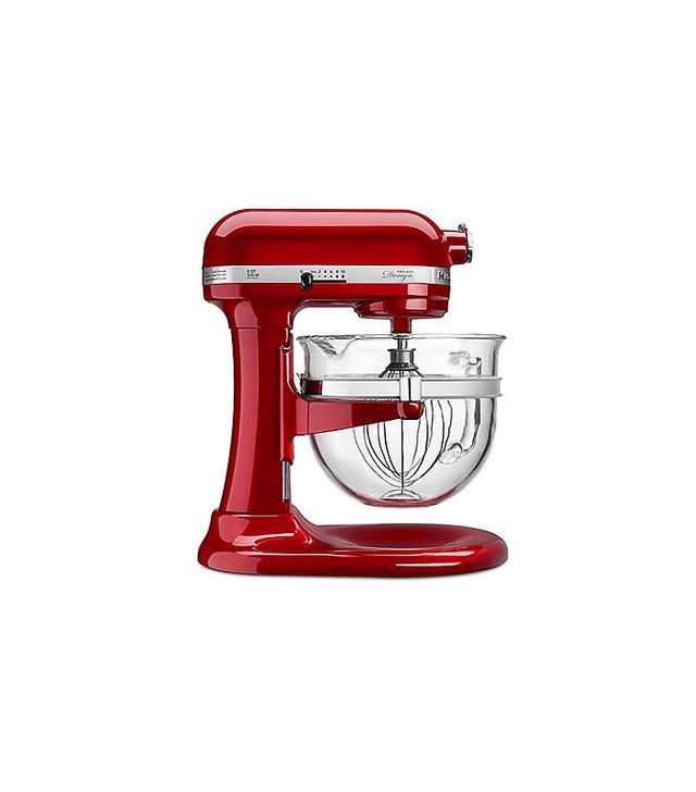 KitchenAid Pro 600 Stand Mixer With Glass Bowl