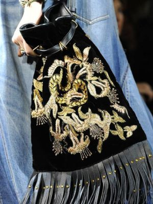 Meet Roberto Cavalli's Edgy Fall Collection