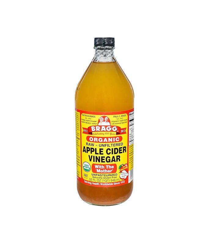 Organic Raw Apple Cider Vinegar by Bragg