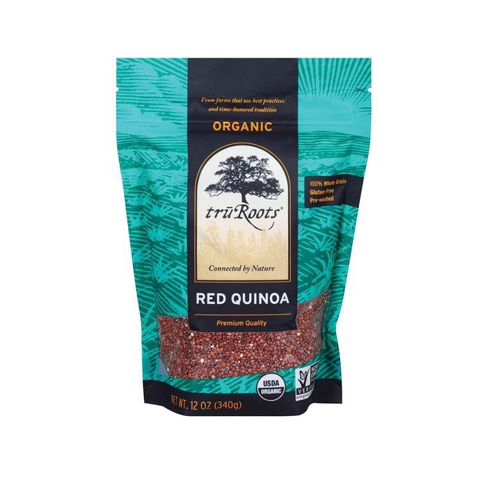 Red Quinoa by Trueroots